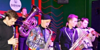 -группa из Харькова HeartBeat Brass Band- - ИА Бел.ру